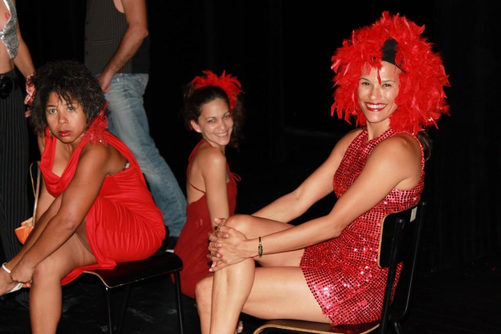 Stage Tango - improvisations 2011